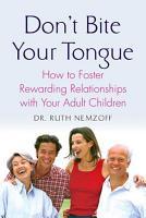 Don t Bite Your Tongue PDF