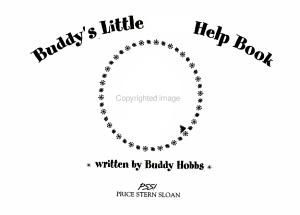 Buddy s Little Self Help Book
