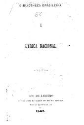 Bibliotheca brasileira: Lyrica nacional
