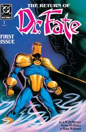 Doctor Fate (1988-) #1