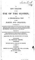 A new treatise on the use of the globes     The sixth edition  corrected and improved PDF