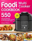 Foodi Multi Cooker Cookbook Book