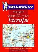 Michelin Atlas Routier Et Touristique