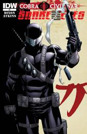 G.I. Joe: Snake Eyes 2011 #4