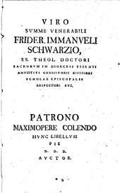 De Usu Versionis N.T. Syriacae Hermeneutico: Exemplis Exquisitioribus Illustrato Et Comprobato