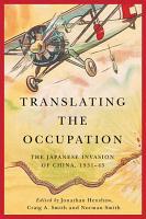 Translating the Occupation PDF