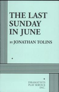 The Last Sunday in June Book