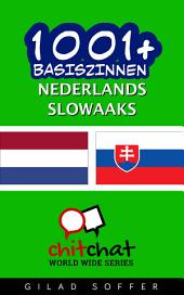 1001+ Basiszinnen Nederlands - Slowaaks