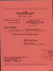 United States of America V. Lanterman: Issues 94-2031
