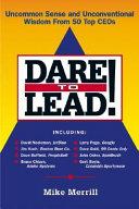 Dare to Lead!