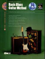 Basic Blues Guitar Method  Book 2 PDF