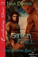 Siren Call  Gods Behaving Badly 1  PDF