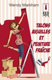 Talons aiguilles et peinture fraîche (Harlequin Red Dress Ink)