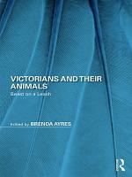 Victorians and Their Animals PDF