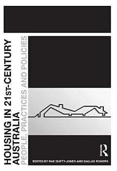Housing in 21st Century Australia PDF