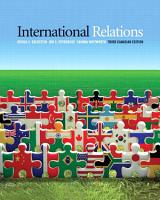 International Relations  Third Canadian Edition  PDF