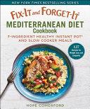 Fix-It and Forget-It Mediterranean Diet Cookbook