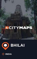 City Maps Bhilai India