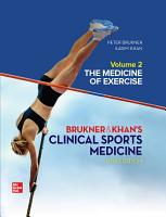 Brukner   Khan s Clinical Sports Medicine Volume 2  The medicine of exercise  Fifth Edition PDF
