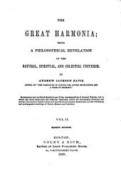 The Great harmonia: Volume 2