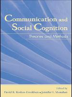 Communication and Social Cognition PDF