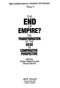 The End of Empire  PDF