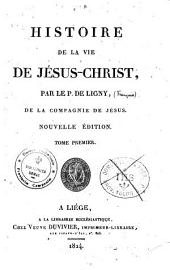 Histoire de la vie de Jésus