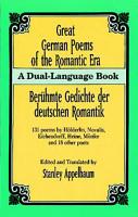 Great German Poems of the Romantic Era PDF