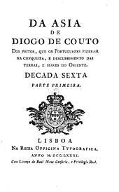 Da Asia de João de Barros e de Diogo de Couto: Volume 14