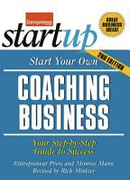 Start Your Own Coaching Business PDF