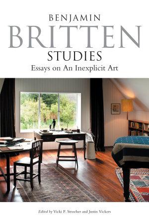 Benjamin Britten Studies