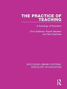 The Practice of Teaching PDF