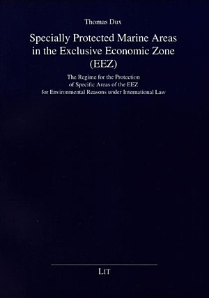 Specially Protected Marine Areas in the Exclusive Economic Zone  EEZ  PDF