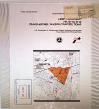 Loop 1 Extension from FM 734 to Proposed SH 45  Travis and Williamson Counties  Texas PDF