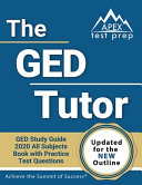 The GED Tutor Book Book