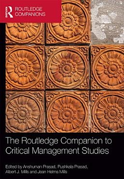 The Routledge Companion to Critical Management Studies PDF