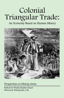 Colonial Triangular Trade PDF
