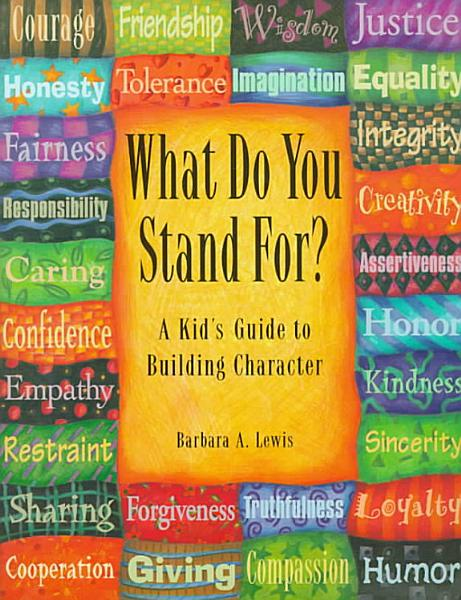 What Do You Stand For  For Teens PDF