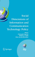 Social Dimensions of Information and Communication Technology Policy PDF