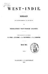 West-Indië: bijdragen tot de bevordering van de kennis der Nederlandsch West-Indische koloniën, Volume 1