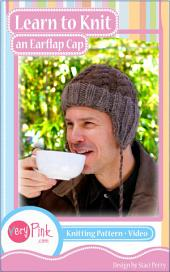 Learn to Knit an Earflap Cap