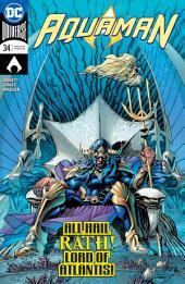 Aquaman (2016-) #34