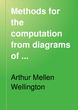 Methods for the Computation from Diagrams of Preliminary and Final Estimates of Railway Earthwork PDF