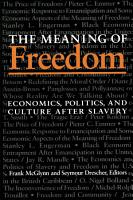 The Meaning of Freedom PDF