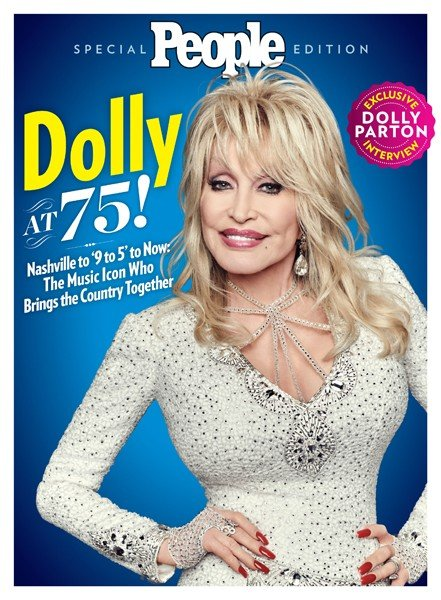Download PEOPLE Dolly at 75  Book