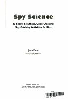 Spy Science PDF