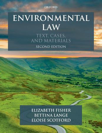 Environmental Law PDF