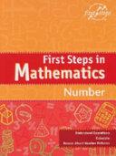 First Steps in Mathematics PDF
