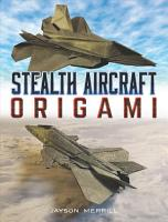 Stealth Aircraft Origami PDF