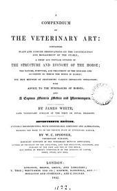 A compendium of the veterinary art